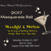 "2017 Masquerade Ball – ""Moonlight & Martinis"""