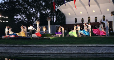 Reserved Bleacher Seating available at Strauss Festival – July 26-29, 2018