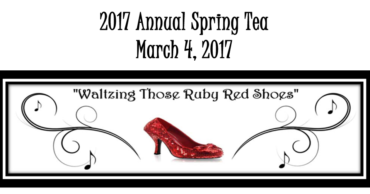 Strauss Festival of Elk Grove Presents 2017 Annual Spring Tea. Tickets available now!