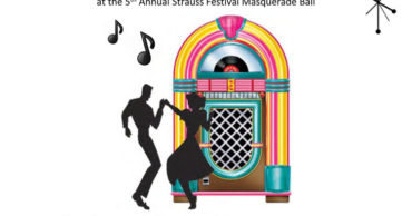 Nifty Fifties Bandstand Masquerade Ball~Oct 19, 2019